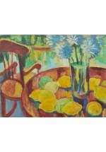 lemons by Dina Shubin