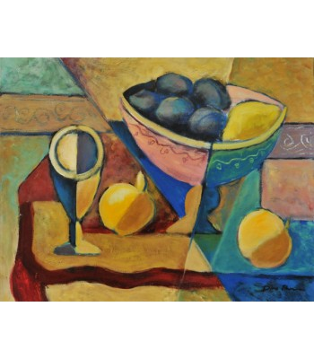 cubistic life by Dina Shubin