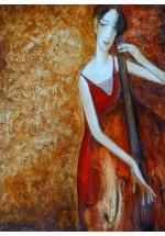 bass by Dina Shubin