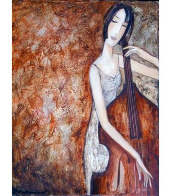 autumn music by Dina Shubin