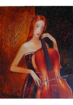 music of the night by Dina Shubin